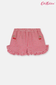 Cath Kidston Small Gingham Frill Culottes