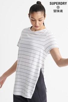 Superdry Sport Flex Longline T-Shirt