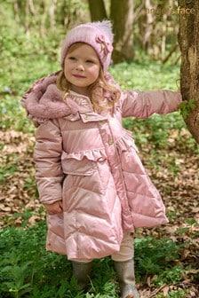 Angels Face Marian Tea Rose Coat