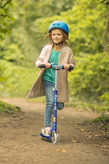 Micro Scooter Blue Sprite LED Scooter 5-12 Years