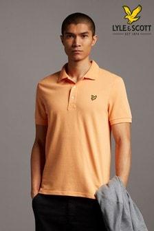 Lyle & Scott Melon Polo Shirt