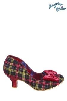 Irregular Choice Dazzle Razzle Court Shoes