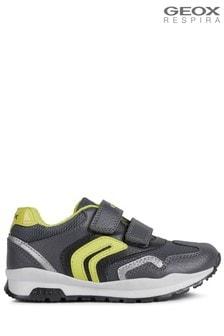 Geox Black J Eclair Boots