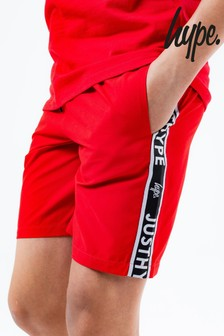 Hype. Red Taped Kids Shorts