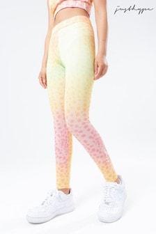 Hype. Rainbow Dalmatian Women's Leggings