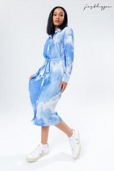 Hype. Cloud Women's Shirt Dress