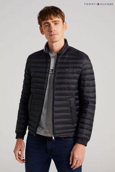 Tommy Hilfiger Black Core Packable Circular Jacket