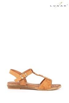 Elm Brown Slingback Sandals