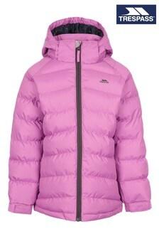 Trespass Younger Girls Pink Amira Casual Jacket