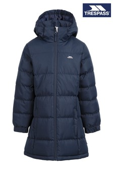 Trespass Younger Girls Blue Tiffy Jacket