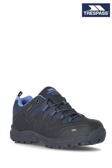 Trespass Womens Grey Mitzi Low Cut Hiking Shoes