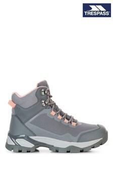 Trespass Womens Grey Ailish Boots