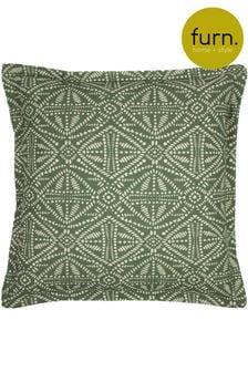 Furn Sage Green Picchu Cushion