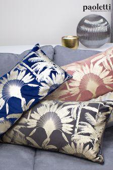 Riva Paoletti Malaysian Palm Cushion