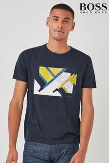 BOSS Blue Teeonic T-Shirt
