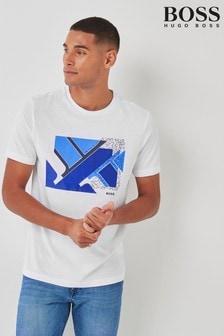 BOSS White Teeonic T-Shirt