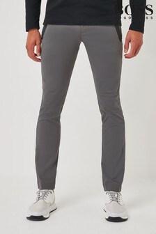 BOSS Grey Rogan Trousers