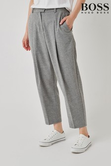 BOSS Silver Tocata Trousers