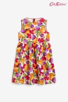 Cath Kidston Small Charlotte Paint Fruit Dress