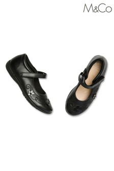 M&Co Black Mary Janes