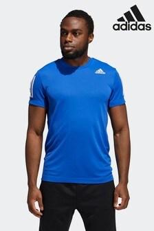 adidas Blue HEAT.RDY Warrior T-Shirt