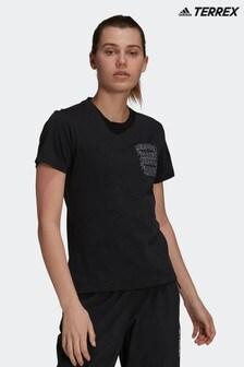 adidas Terrex Pocket Graphic T-Shirt