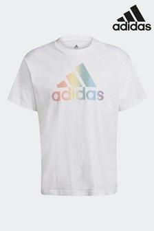 adidas Pride Logo Graphic T-shirt (Gender Neutral)
