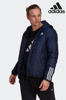 adidas Itavic 3-Stripes Light Hooded Jacket