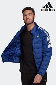 adidas Blue Essentials Down Jacket