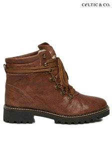 Celtic & Co Brown Hiker Boots