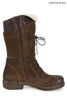 Celtic & Co Brown Woodman Boots
