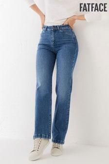 FatFace Elise Wide Leg Jeans