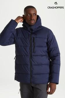 Craghoppers Blue Findhorn Hooded Jacket