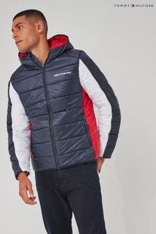 Tommy Hilfiger Blue Insulation Jacket