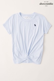 Abercrombie & Fitch Twist Front T-Shirt
