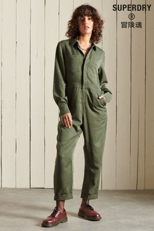 Superdry Tencel Boiler Suit