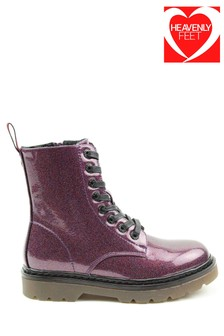 Heavenly Feet Ladies Justina Ankle Boots