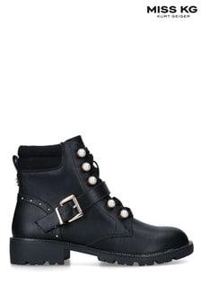 Miss KG Black Helgar Boots