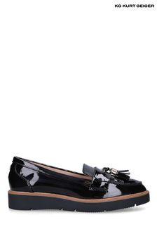KG Kurt Geiger Black Vegan Morly2 Shoes