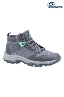 Skechers Grey Trego Hiking Boots