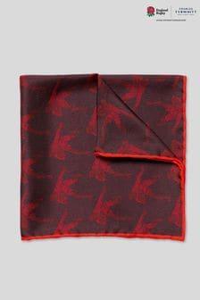 Charles Tyrwhitt Berry Rfu Player Pocket Square