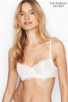 Victoria's Secret Coconut White Wicked Unlined Balconette Bra