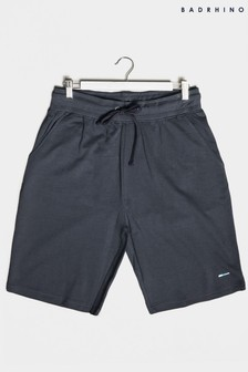 BadRhino Navy Essential Jogger Shorts