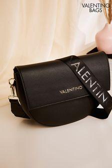 Valentino Bags Black Bigs Satchel Bag
