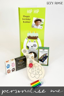 Personalised Mailbox Birthday Card and Gifts by Izzy Rose