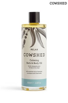 Cowshed Bath and Body Oil 100ml