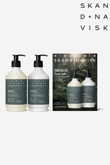 SKANDINAVISK SKOG Duo Set 450ml Handwash and Body Lotion