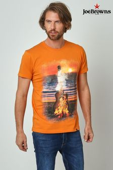 Joe Browns Orange On Fire Tee