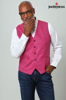 Joe Browns Pink On The Town Waistcoat