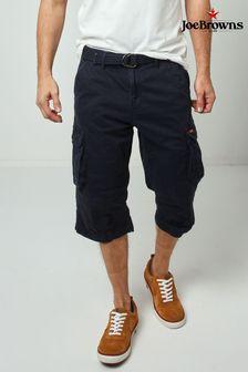 Joe Browns Navy Azores Shorts
